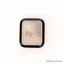 Защитное стекло Apple watch 3D 44mm black
