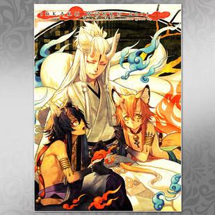 Плакат Аниме Art 002