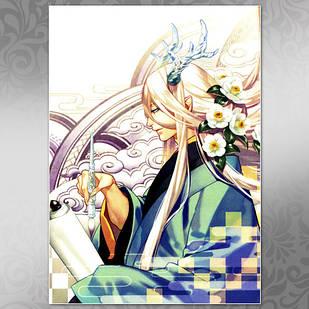 Плакат Аниме Art 003