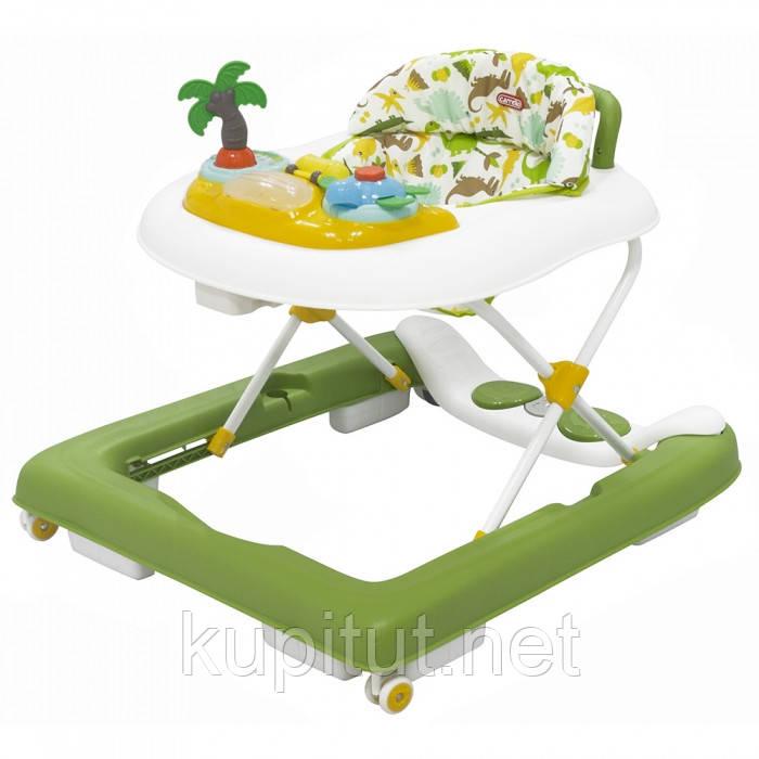 Ходунки детские CARRELLO Rapido CRL-12701 Green 3 в 1