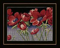"""PN-0168609 Набор для вышивки крестом LanArte Feeling Fabulous """"Прекрасное чувство"""""""