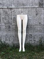 Женский белый манекен ноги б/у Италия