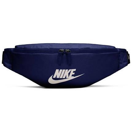 Сумка на пояс Nike Sportswear Heritage BA5750-492 Синій (192499685780), фото 2