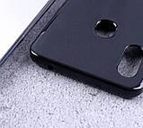 Чохол-бампер силіконовий з матовим Soft-touch покриттям для DOOGEE Y8 / Є скло /, фото 5
