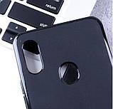 Чохол-бампер силіконовий з матовим Soft-touch покриттям для DOOGEE Y8 / Є скло /, фото 7