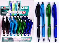 Ручка шариковая 816 пишет-стирает автоматическая, синяя уп40, фото 1