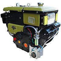 Двигатель дизельный 195R 12 л.с с электростартером