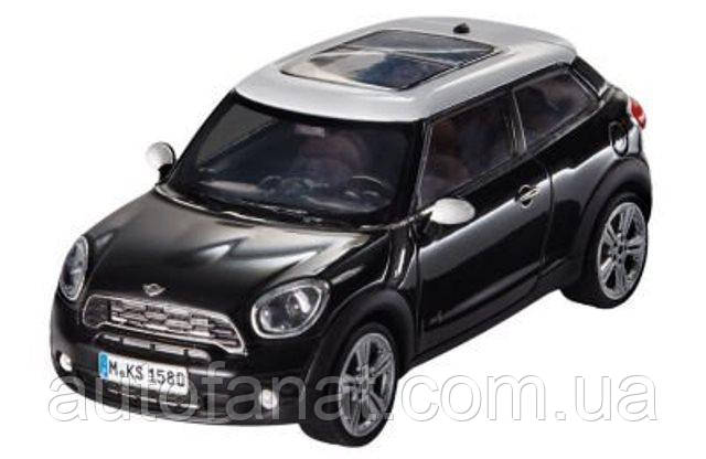 Оригинальная модель автомобиля MINI Paceman (R61) Black, Scale 1:43 (80422318653)