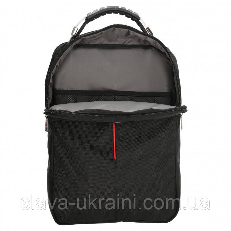 Рюкзак для ноутбука Enrico Benetti CORNELL/Black Eb47182 001