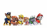 Фигурки героя мультфильма Paw patrol
