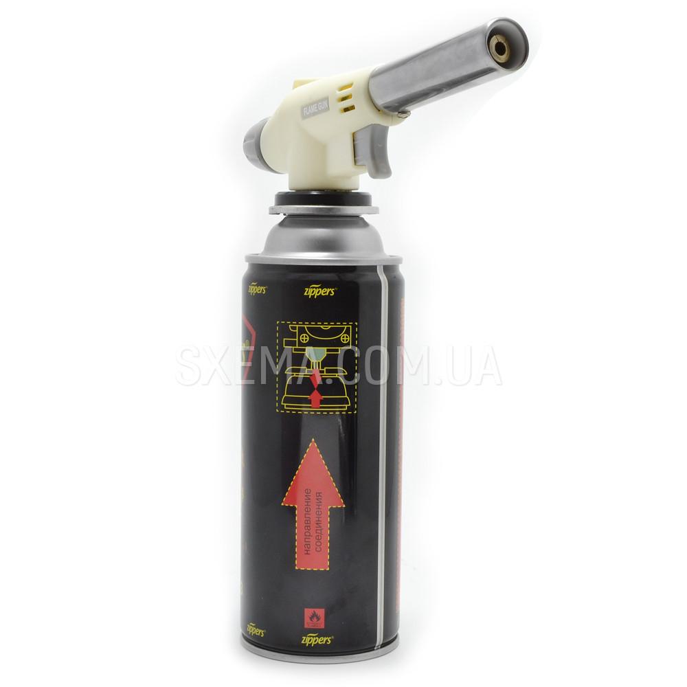 Газ для горелок, плиток, паяльных ламп (Зима-Лето) 200 мл