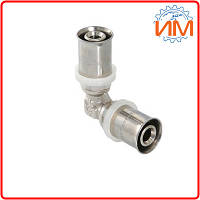 Пресс-фитинг – угольник Valtec, 26 мм (VTm.251.N.002626)