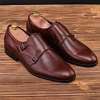 Туфли монки ІКОС 2250-5 черные