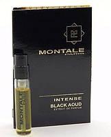 Montale Black Aoud Intense 2 мл