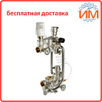 Насосно-смесительный узел для теплого пола VALTEC COMBI, 180 мм (VT.COMBI.0.180)