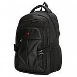 Рюкзак для ноутбука Enrico Benetti DOWNTOWN/Black, фото 3