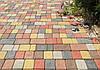 Тротуарная плитка (вибролитая)