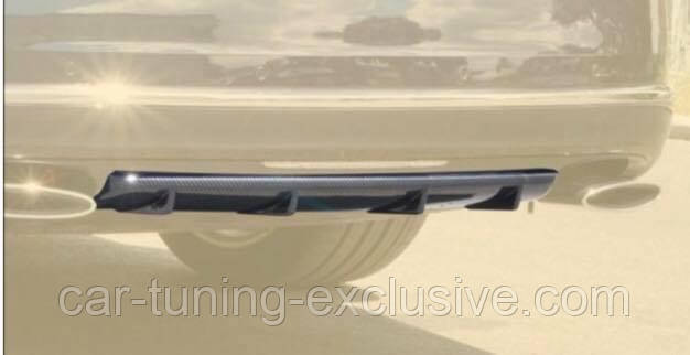 MANSORY rear diffuser Mansory for Bentley Mulsanne