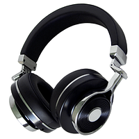 Беспроводные Bluetooth наушники Bluedio T3 Plus (Черный)