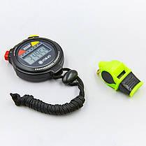 Набор для тренера: секундомер, свисток FOX40 6906-0400 , фото 2