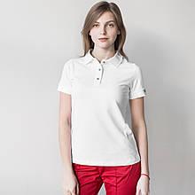 Женская медицинская футболка поло разных цветов S - XL