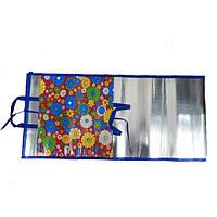 Пляжный коврик-сумка 120*170 см