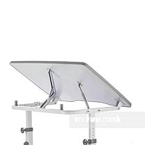 Комплект парта + стул трансформеры Vivo II Grey FUNDESK, фото 3