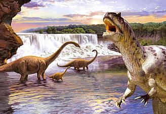 Пазлы Динозавры 2, 260 эл.