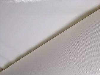 Ткань прорезненная белая для пошива чехлов, тентов, сумок, спецодежды ширина 2.60м, фото 2