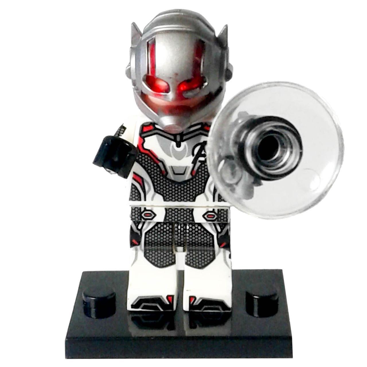 Человек Муравей Мстители Финал Супергерой Марвел Аналог лего