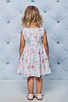 Платье детское с юбкой солнце Пирожное , фото 3