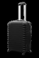 Чехол для маленького чемодана неопрен (черный)