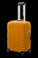 Чехол для маленького чемодана неопрен (желтый)