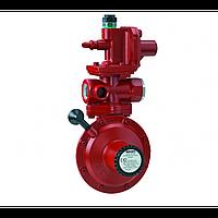 GOK Регулятор ємності 2- ступені газу для підключення до газгольдера з ПСК та ПЗК IG G 3/4 - IG G 3/4  50 мбар 24 кг/год