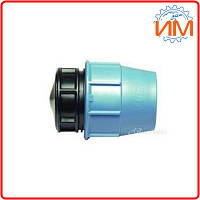 Заглушка 32 мм Unidelta 1012 для ПЭ труб (1012032000001)