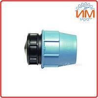 Заглушка 50 мм Unidelta 1012 для ПЭ труб (1012050000001)