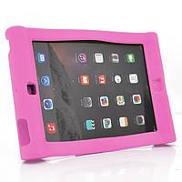 Чехол силиконовый противоударный для планшета ZH-4951 for iPad Air/ipad5 Pink