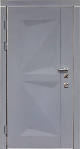 Вхідні двері Стилгард Серія SOLID Diamond