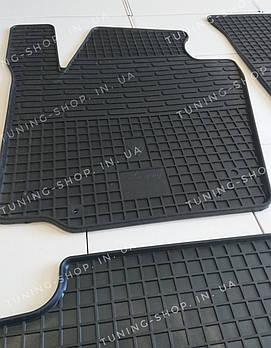 Резиновые коврики Skoda Rapid 2013-2019