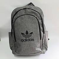 Рюкзак спортивный размер 43*30*17 серый, фото 1