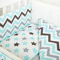 Комплект Comfort Пряники голубые, фото 2