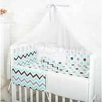 Комплект Comfort Пряники голубые, фото 3
