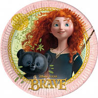 Тарелка Мерида Отважная (лицензионная). Лицензия Disney/Pixar