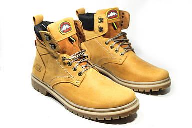 Зимние ботинки (на меху) мужские Switzerland (реплика) 13032 ⏩ [ 41,42,43,43,45,45 ]