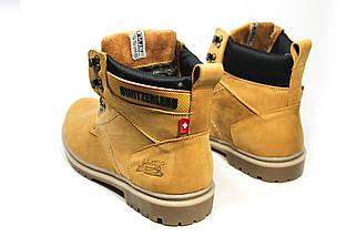 Зимние ботинки (на меху) мужские Switzerland (реплика) 13032 ⏩ [ 41,42,43,43,45,45 ], фото 3
