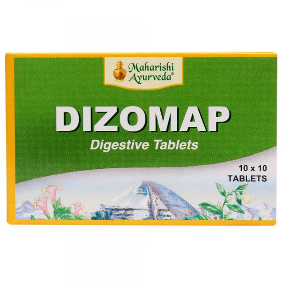 Дизомап Махаріші Аюрведа (Dizomap, Maharishi Ayurveda), 100 таблеток