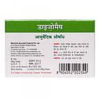 Дизомап Махаріші Аюрведа (Dizomap, Maharishi Ayurveda), 100 таблеток, фото 2