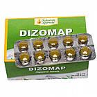 Дизомап Махаріші Аюрведа (Dizomap, Maharishi Ayurveda), 100 таблеток, фото 4