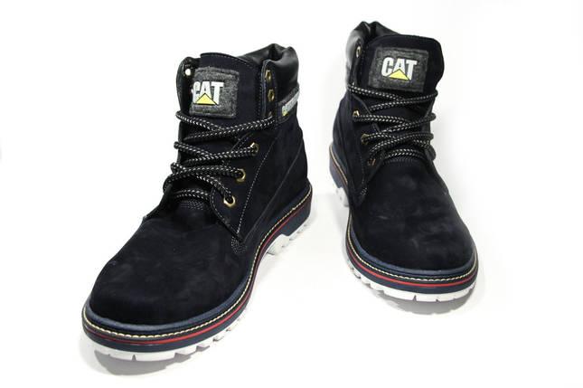 Зимние ботинки (на меху)  мужские CAT 13037 ⏩ [ 41,45 ], фото 2