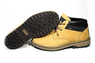 Зимние ботинки (на меху) мужские CAT (реплика) 13041 ⏩ [ 41,41,42,42,43,43,45 ], фото 2